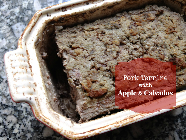 Terrine Recipes Pork Pork Terrine With Apple And