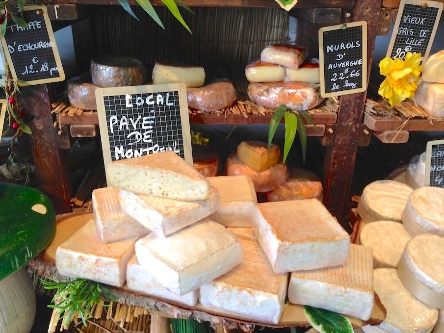 Caseus cheese Montreuil