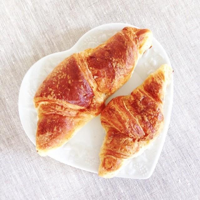 Croissants France