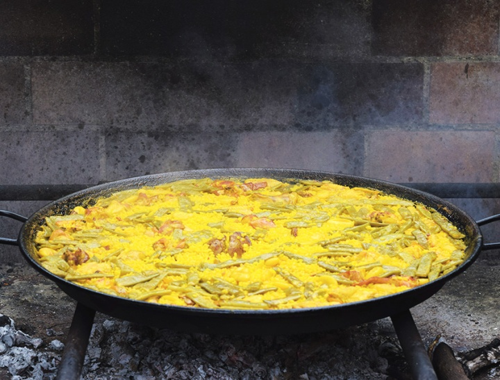 authentic-paella-valenciana